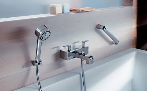 Post image of На что обращать внимание при выборе смесителей для ванной комнаты